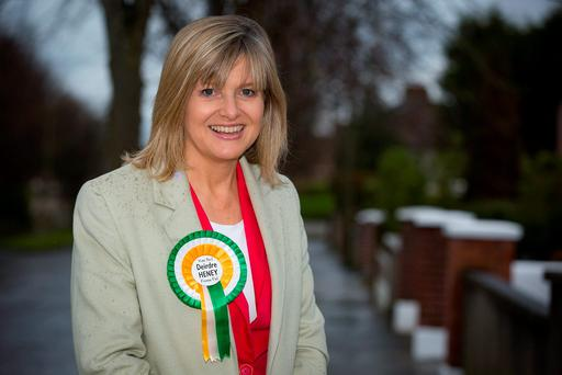 Dublin Bay North candidate Deirdre Heney. Picture: Arthur Carron