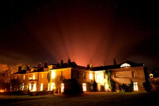Dunbrody Country House Hotel is run by Kevin Dundon and his wife.
