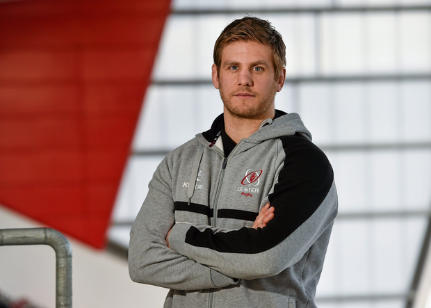 Ulster's Chris Henry (SPORTSFILE)