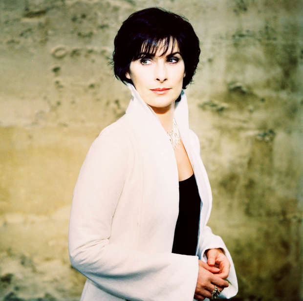 Enya has sold 80 million albums worldwide - more than 26 million in the US alone - during a long career: AMMOS