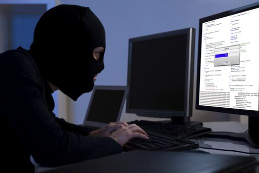Alleged attempt to hack into FBI computer networks (stock)
