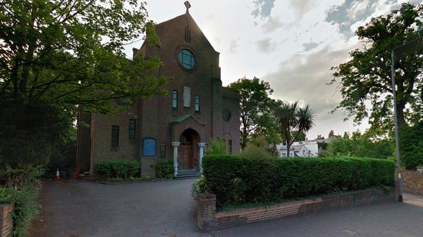 Mr Bill Kelly was a regular church-goer at Our Lady of Muswell Roman Catholic Church, London