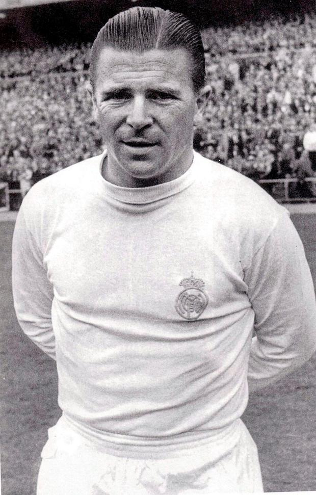 Real Madrid legend Ferenc Puskas (Zoltan Thaly Jr/AFP/Getty Images)