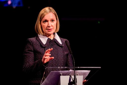 Lucinda Creighton. Photo: Oisin McHugh FusionShooters.