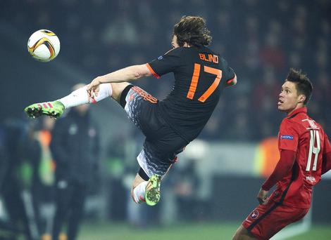 Daley Blind in action (Getty Images)