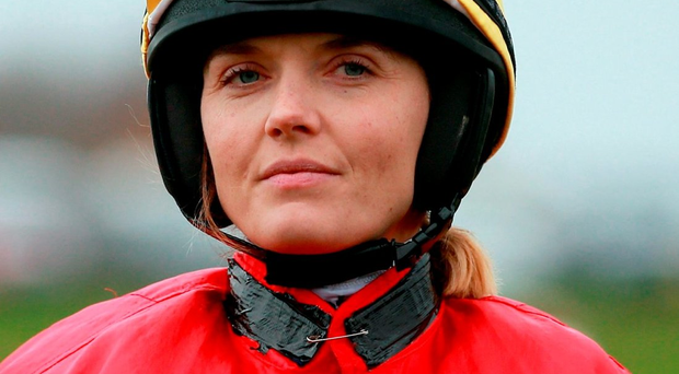 'The double Olympic cycling champion hopes to make next month's Foxhunter Chase within just a year of launching her riding career' Photo: PA