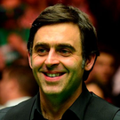 O'Sullivan felt happy after beating Delu Photo: Getty