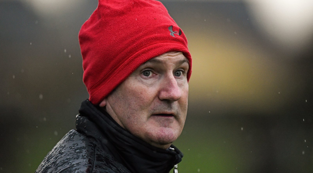 Cork manager Kieran Kingston (SPORTSFILE)