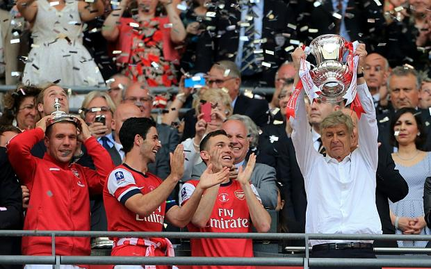 Arsene Wenger has revealed how close he came to leaving Arsenal Photo: PA Wire