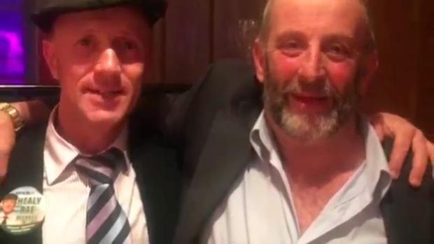 Michael Healy-Rae's campaign video
