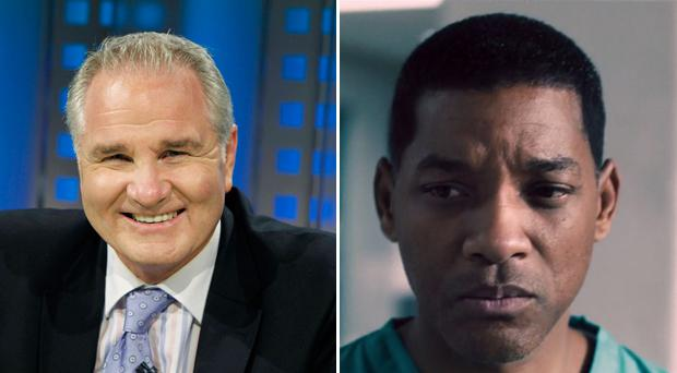 Brent Pope was left to ponder his own health after watching 'Concussion'