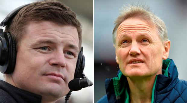Brian O'Driscoll wants more offloading from Ireland
