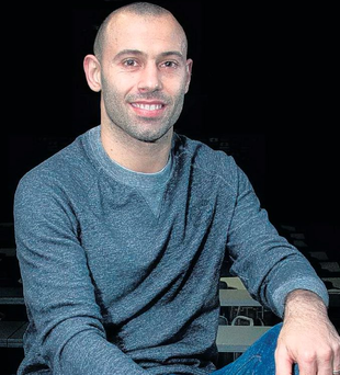 Javier Mascherano admits that the native players at Barcelona are the ones who set the culture.