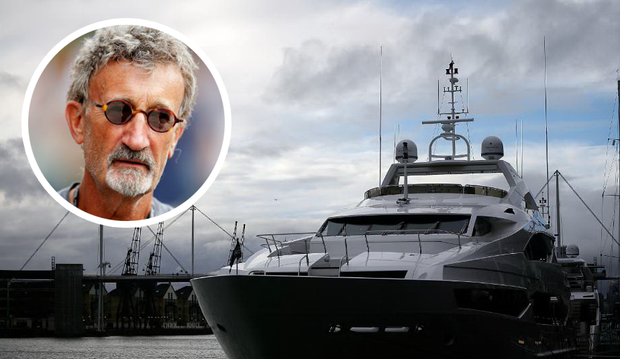 Yachts: Eddie Jordan and his Sunseekers