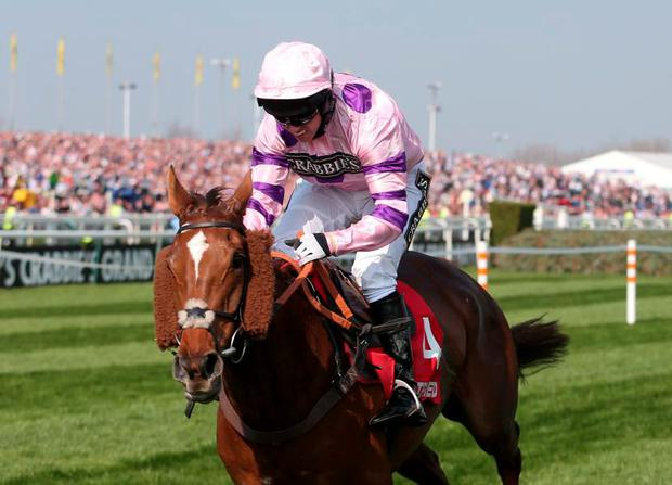 High expectations: Silviniaco Conti (Reuters)