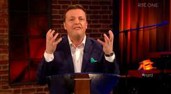 Oliver Callan's hilarious impressions on The Late Late Show