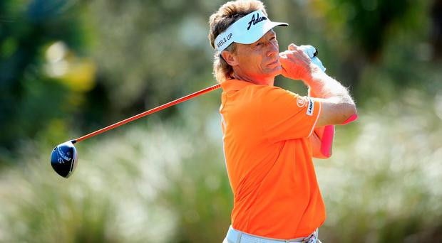 Bernhard Langer won the Chubb Classic last weekend Photo: Chris Trotman/Getty Images