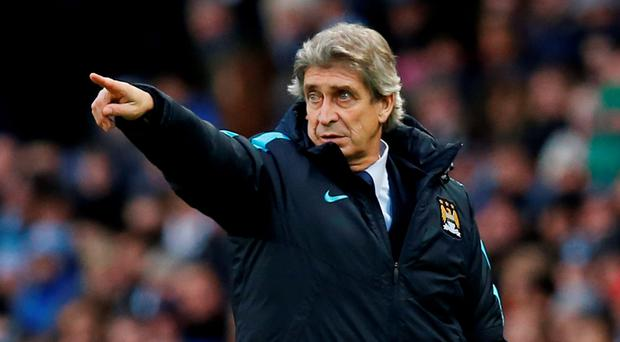 Manuel Pellegrini: 'We like to put out a strong team in all competitions and my priority is always the next game. But maybe this will be an exception' Photo: Reuters