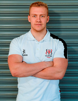 Ulster's Stuart Olding will be making his fourth consecutive appearance since his return from injury Photo: Oliver McVeigh / SPORTSFILE
