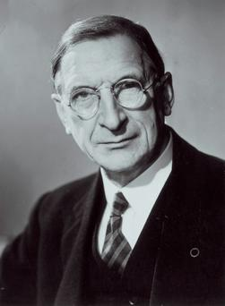 Éamon De Valera. Photo: Getty