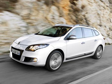 'WISE CHOICE': Renault Grand Megane DCI sparks response