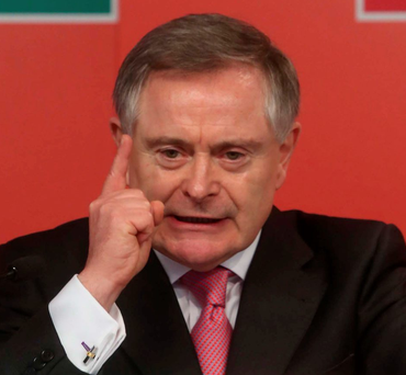 'Brendan Howlin, in particular, has been steadfast in nurturing the seeds of recovery and driving the return to economic independence' Photo: Sam Boal/Rollingnews.ie