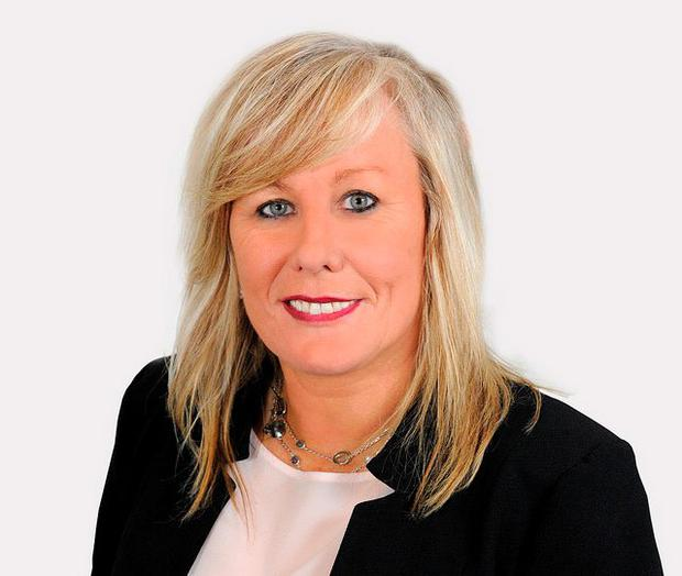 Dublin South-West candidate Karen Warren said the incident had shocked her and called for a ban on election posters