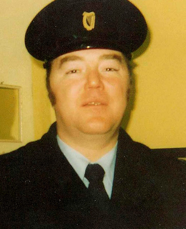 Brian Stack was shot by the IRA during the Troubles Photo: Irish Prisons/PA Wire