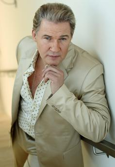 'Eurovision' King Johnny Logan