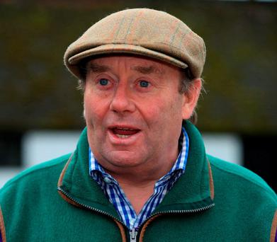 Trainer Nicky Henderson. Photo: Nick Potts/PA Wire.