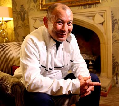 Eddie Jones has been enjoying his role in the England hotseat. Photo: David Rogers / Getty Images