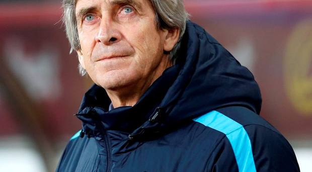 Man City boss Manuel Pellegrini could be heading to Juventus if the club fail to hold on to current manager Massimiliano Allegri Photo: Owen Humphreys/PA Wire