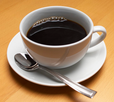 A research team found that consuming two cups of coffee a day could cut the chance of cirrhosis developing