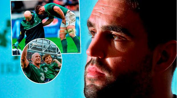 Conor Murray says Ireland are missing Sean O'Brien and Paul O'Connell