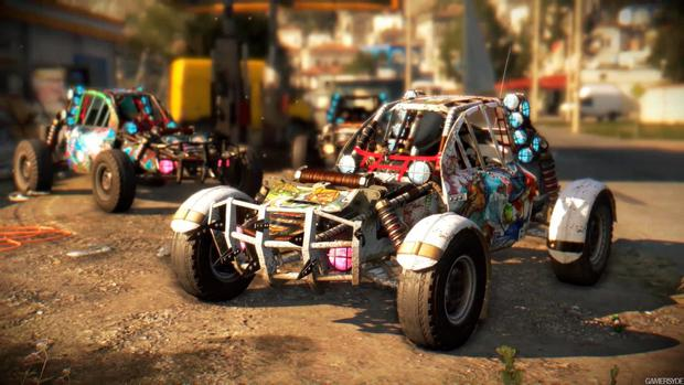 Dying Light – The Following: Customise your buggy