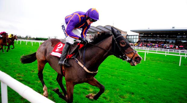 Arctic Fire under Ruby Walsh