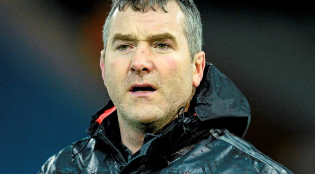 Munster's head coach Anthony Foley. Photo: Ross Parker / Sportsfile.