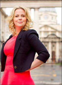 Fianna Fáil's Lorraine Clifford-Lee. Photo: Gerry Mooney