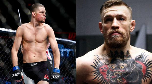 Conor McGreogr will fight Nate Diaz on March 5