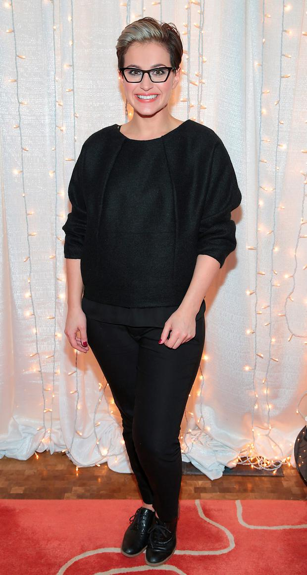Maria Walsh pictured at The P and G Beauty Luminescence Event at The Radisson Hotel Golden Lane,Dublin. Picture: Brian McEvoy