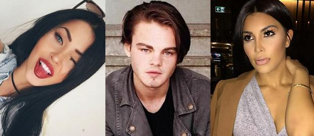 Megan Fox, Leonardo DiCaprio and Kim Kardashian all have real-life doppelgangers