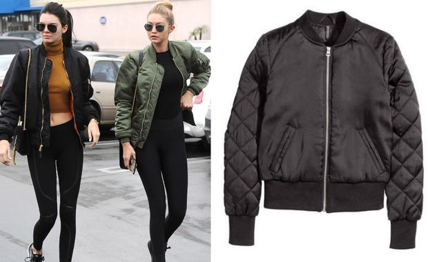 5100bf1ac 10 bomber jackets to fall in love with - Independent.ie