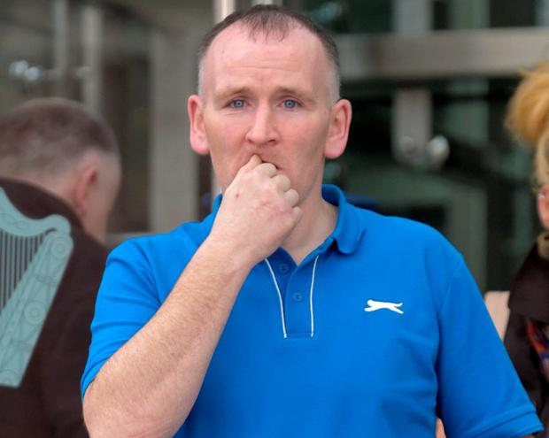 Gerard Halpin was jailed for six and a half years for burglary. Photo: Courtpix