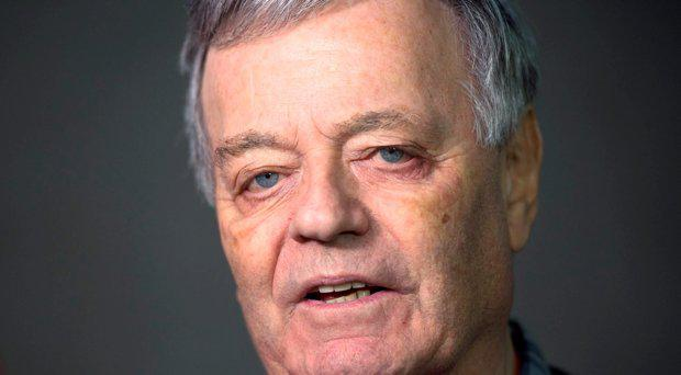 DJ Tony Blackburn, who says he has been sacked by the BBC over his evidence to a sex abuse review
