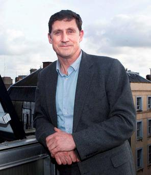 "Eamon Ryan said his ""biggest fear is that the Irish people will not be inspired to go out and vote"" after the campaign. Photo: Leah Farrell/RollingNews.ie"