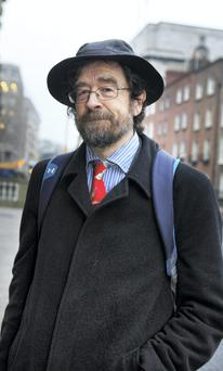 Prof John FitzGerald: analysed financial plans of the parties Photo: Tom Burke