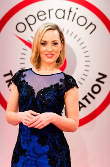Kathryn Thomas pictured at the Operation Transformation 2016. Picture: Andres Poveda
