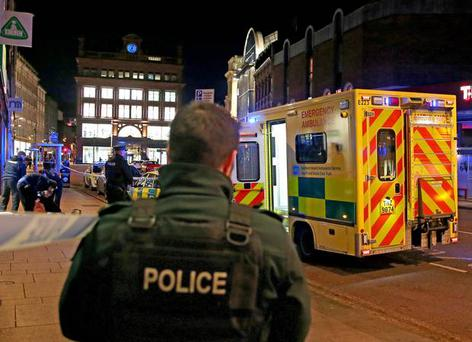 Another homeless man has died in Belfast city centre