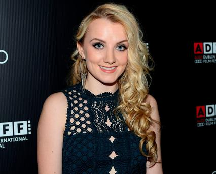 Evanna Lynch at the My Name Is Emily screening at Movies at Dundrum