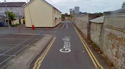 Green Alley, Athy Credit: Google Maps